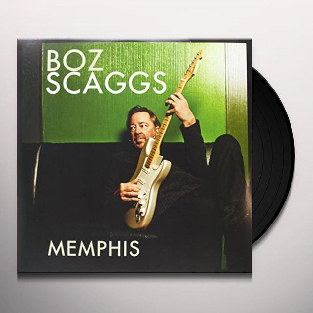 Boz Scaggs MEMPHIS Vinyl Record