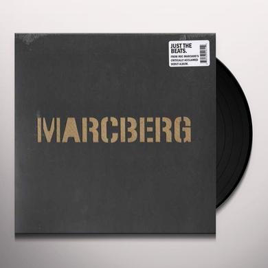 Roc Marciano MARCBERG BEATS Vinyl Record
