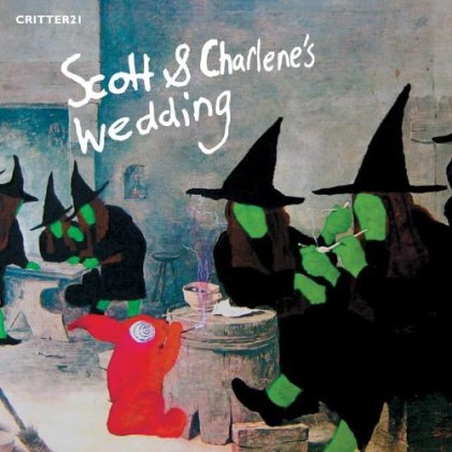Scott & Charlene's Wedding FOOTSCRAY STATION/REJECTED Vinyl Record