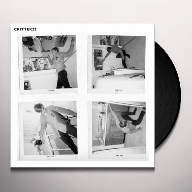 Greg Boring HEAVY SYRUP Vinyl Record