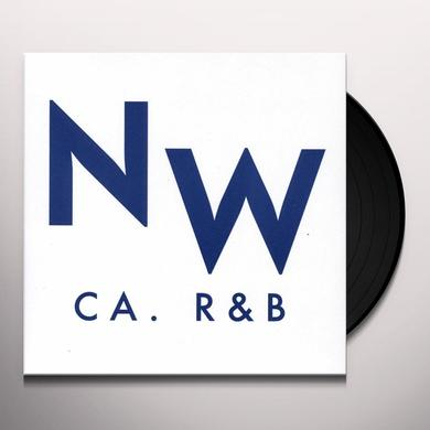 Nick Waterhouse RAINA Vinyl Record - Limited Edition