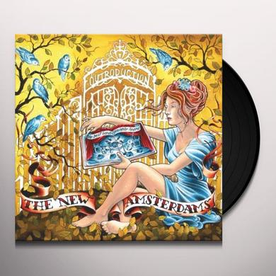New Amsterdams OUTRODUCTION Vinyl Record -