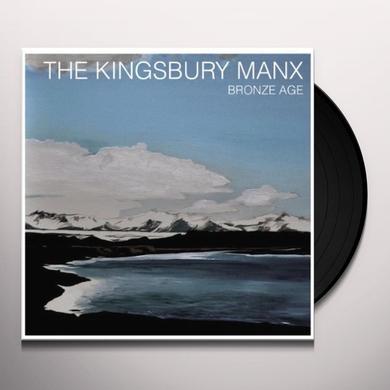 Kingsbury Manx BRONZE AGE Vinyl Record