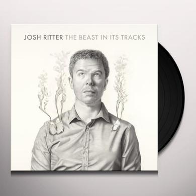 Josh Ritter BEAST IN ITS TRACKS Vinyl Record - w/CD, 180 Gram Pressing