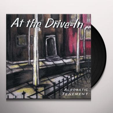 At The Drive-In ACROBATIC TENEMENT Vinyl Record -