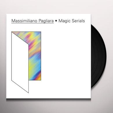 Massimiliano Pagliara MAGIC SERIALS Vinyl Record