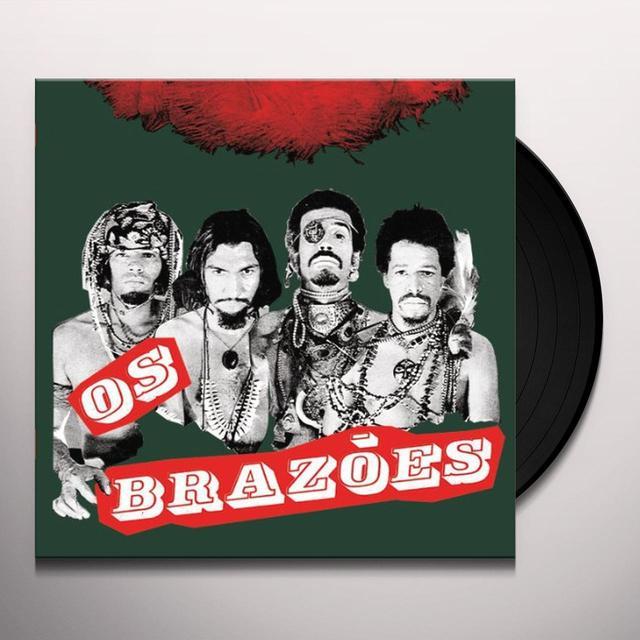 OS BRAZOES Vinyl Record - Reissue