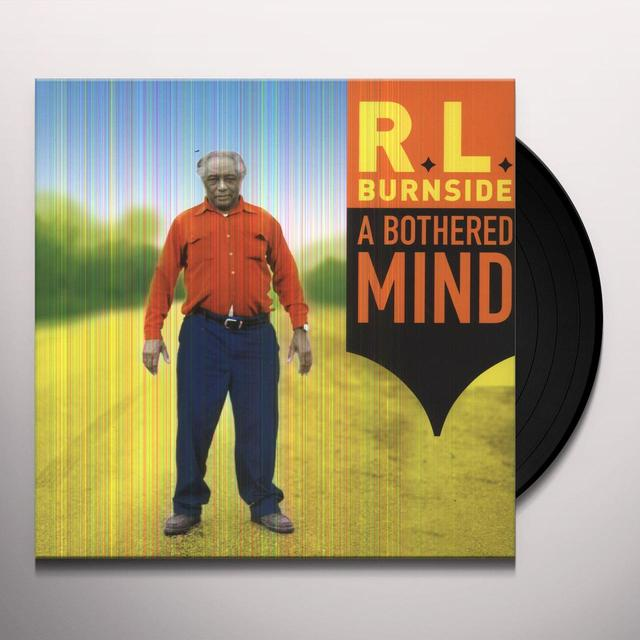 R.L. Burnside BOTHERED MIND Vinyl Record