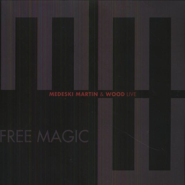 Medeski Scofield Martin & Wood merch