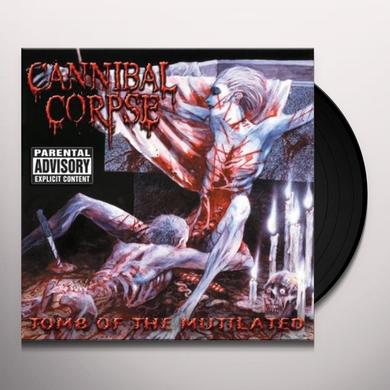 Cannibal Corpse TOMB OF THE MUTILATED Vinyl Record - Picture Disc