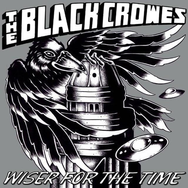 Black Crowes WISER FOR THE TIME Vinyl Record