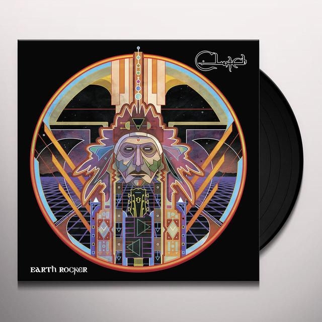 Clutch EARTH ROCKER Vinyl Record