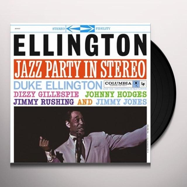 Duke Ellington JAZZ PARTY IN STEREO Vinyl Record - Limited Edition, 200 Gram Edition