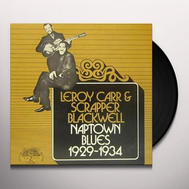 Leroy Carr & Scrapper Blackwell NAPTOWN BLUES 1929-1934 Vinyl Record - 180 Gram Pressing, Reissue