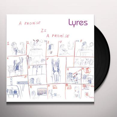 Lyres PROMISE IS A PROMISE Vinyl Record