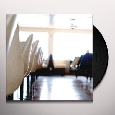 Lusine WAITING ROOM Vinyl Record