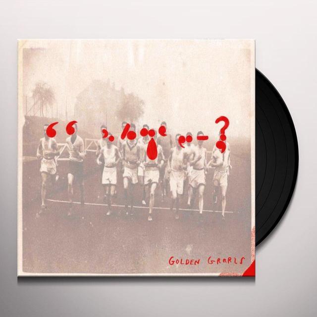 GOLDEN GRRRLS Vinyl Record