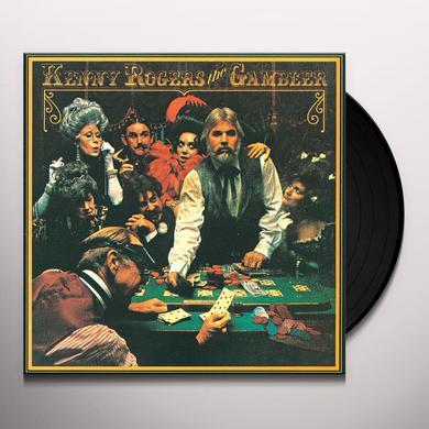 Kenny Rogers GAMBLER Vinyl Record