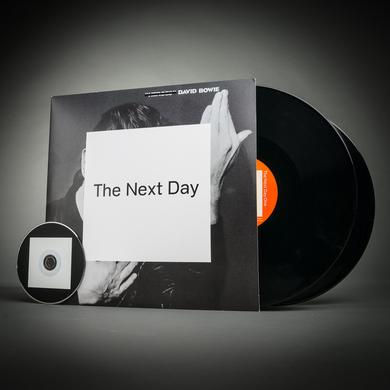 David Bowie NEXT DAY Vinyl Record