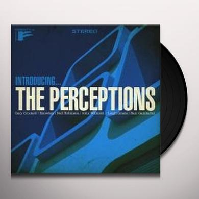 The Perceptions INTRODUCING Vinyl Record