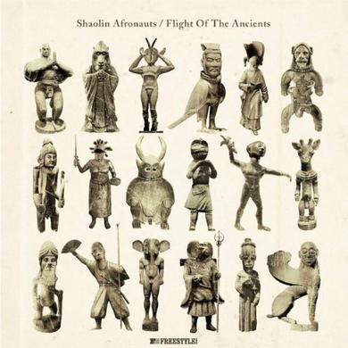 The Shaolin Afronauts FLIGHT OF THE ANCIENTS (Vinyl)