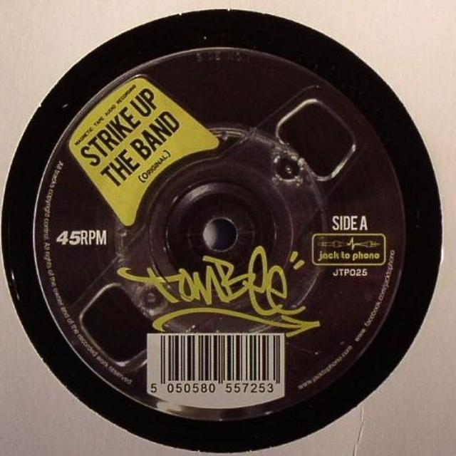 Tombee STRIKE UP THE BAND Vinyl Record