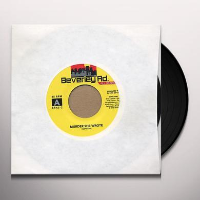 Beverley Road All-Stars MURDER SHE WROTE Vinyl Record