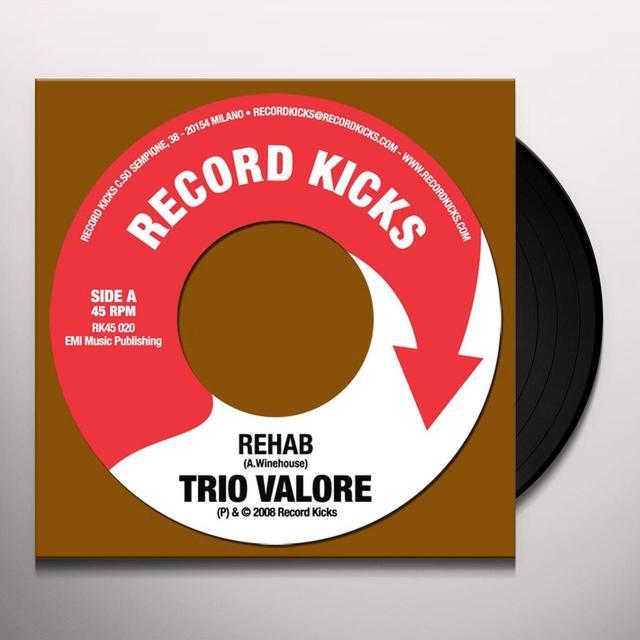 Trio Valore REHAB Vinyl Record