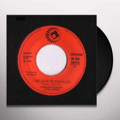 Sunlightsquare I BELIEVE IN MIRACLES Vinyl Record