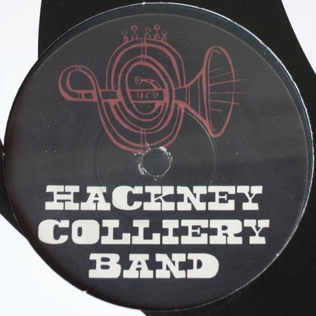 Hackney Colliery Band MONEY Vinyl Record