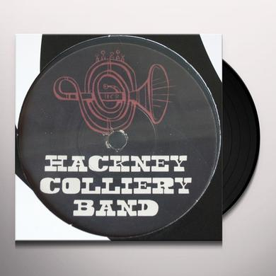 Hackney Colliery Band MONEY Vinyl Record