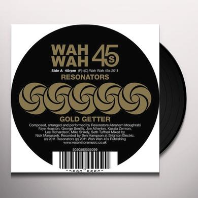 Resonators GOLD GETTER Vinyl Record