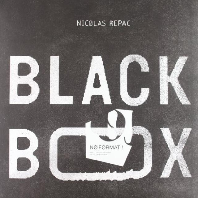 Nicolas Repac BLACK BOX Vinyl Record