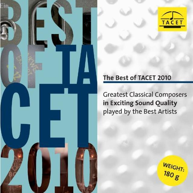 Beethoven / Polish Chamber Philharmonic Orch BEST OF TACET 2010 Vinyl Record