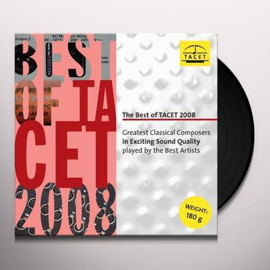 Mozart / Zitterbart / Abegg Trio / Koroliov BEST OF TACET 2008 Vinyl Record