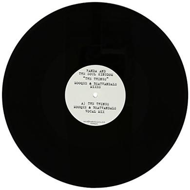 Randa & The Soul Kingdom THINGS / MOOQEE & BEATVANDALS MIXES Vinyl Record