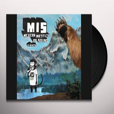 Mexicano Instituto Des Sounds MICROFONO Vinyl Record