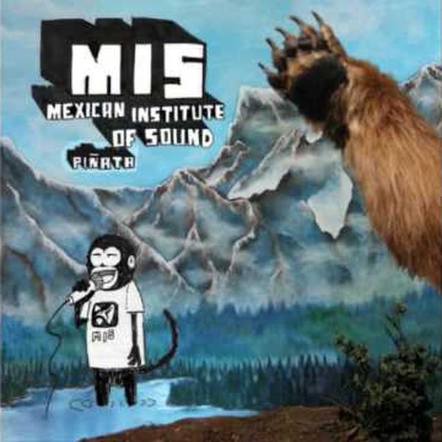 Mexicano Instituto Des Sounds MICROFONO Vinyl Record