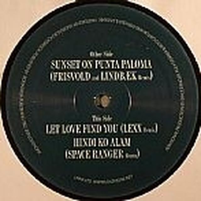 Incarnations PUNTA PALOMA Vinyl Record