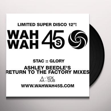 Stac GLORY: ASHLEY BEEDLE REMIXES Vinyl Record - Remixes
