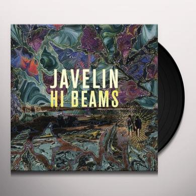 Javelin HI BEAMS Vinyl Record