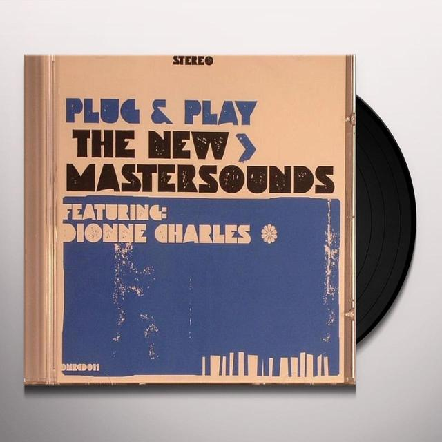 The New Mastersounds PLUG & PLAY (Vinyl)