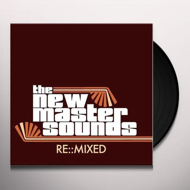 The New Mastersounds RE: MIXED Vinyl Record