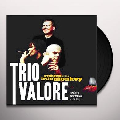 Trio Valore RETURN OF THE IRON MONKEY (Vinyl)