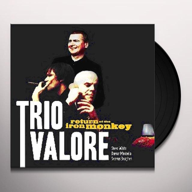 Trio Valore RETURN OF THE IRON MONKEY (Vinyl)
