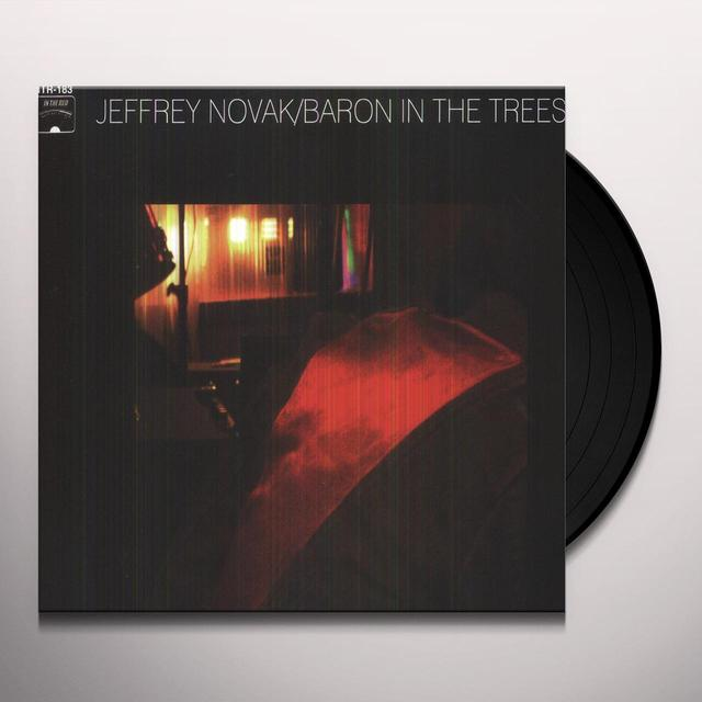 Jeffrey Novak BARON IN THE TREES Vinyl Record