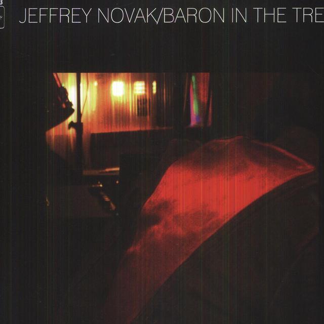 Jeffrey Novak BARON IN THE TREES Vinyl Record