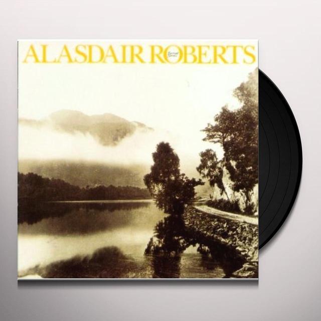 Alasdair Roberts FAREWELL SORROW Vinyl Record