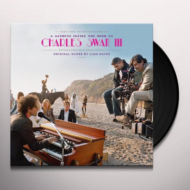 Liam (Dlcd) (Ogv) Hayes GLIMPSE INSIDE THE MIND OF CHARLES SWAN III - OST Vinyl Record