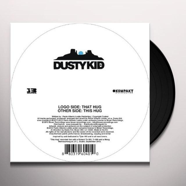 Dusty Kid THAT HUG Vinyl Record